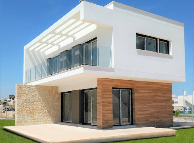 Villa - Nybyggnad - Los Montesinos - Vistabella Golf