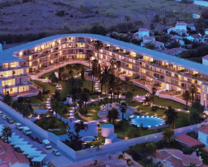 Lägenhet - Nybyggnad - Denia - Res. Denia Beach