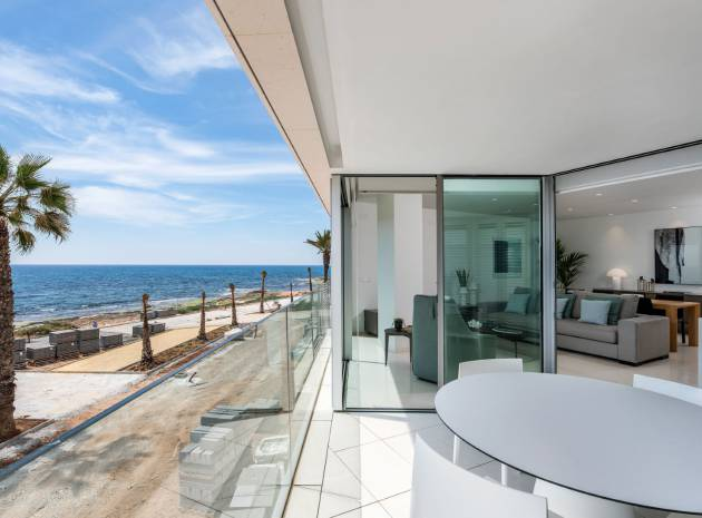 Lägenhet - Nybyggnad - Torrevieja - Beachside Torrevieja
