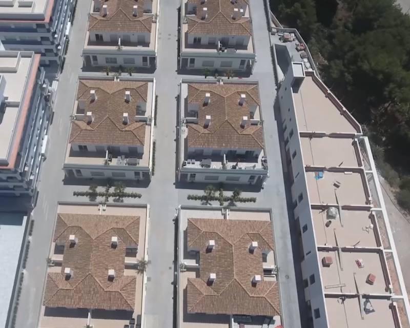 Fyrhus - Nybyggnad - Villamartin - Los Dolses