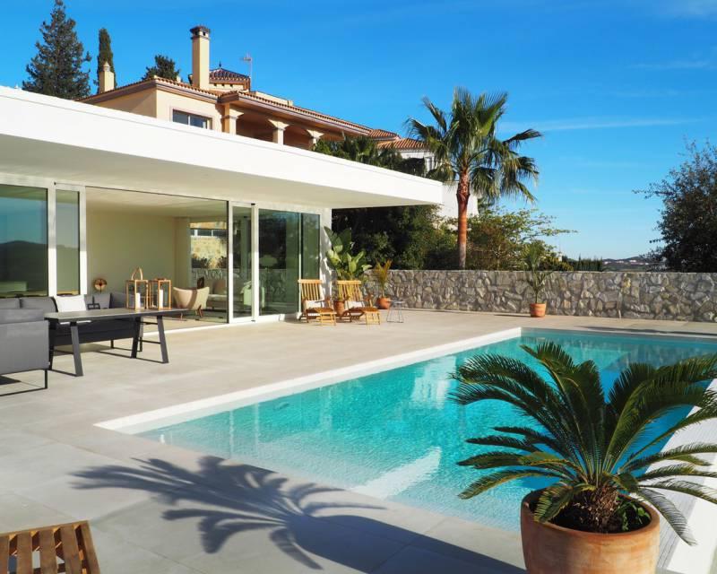 Villa - Nouvelle construction - Mijas Golf - Mijas