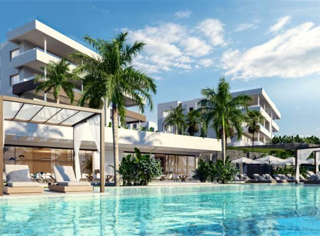 Lägenhet - Nybyggnad - Marbella - Marbella