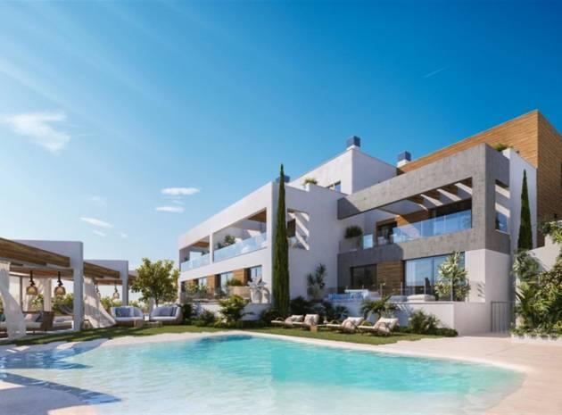 Wohnung - Neubau - Marbella - Marbella