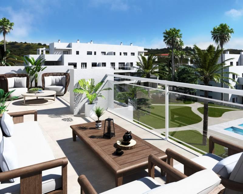Appartement - Nouvelle construction - La Cala de Mijas - La Cala de Mijas
