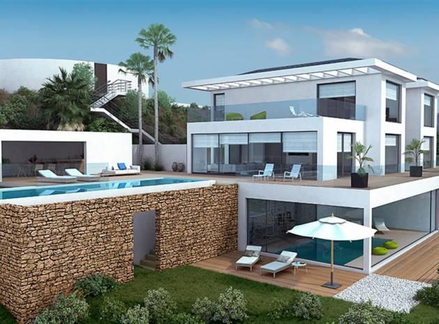 Villa - Nouvelle construction - La Zagaleta - La Zagaleta