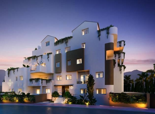 Appartement - Nieuw gebouw - Nueva Andalucia - Nueva Andalucia