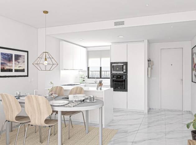 New Build - Apartment - San Pedro del Pinatar