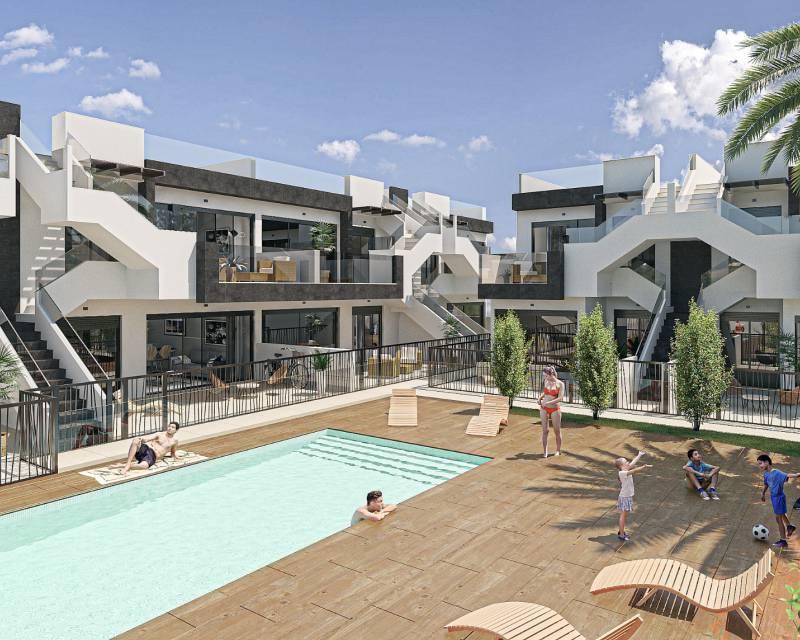 Appartement - Nieuw gebouw - San Pedro del Pinatar - San Pedro del Pinatar