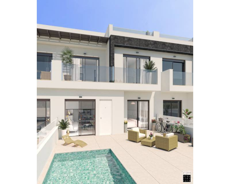 Townhouse - Complete - Key Ready - San Pedro del Pinatar - San Pedro del Pinatar