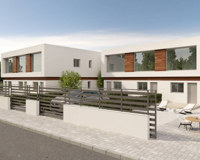 Stadthaus - Neubau - Villamartin - Villamartin