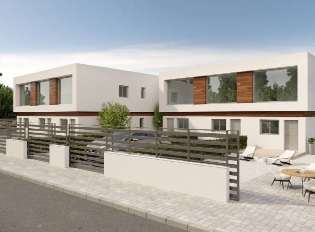 Maison de ville - Nouvelle construction - Villamartin - Villamartin
