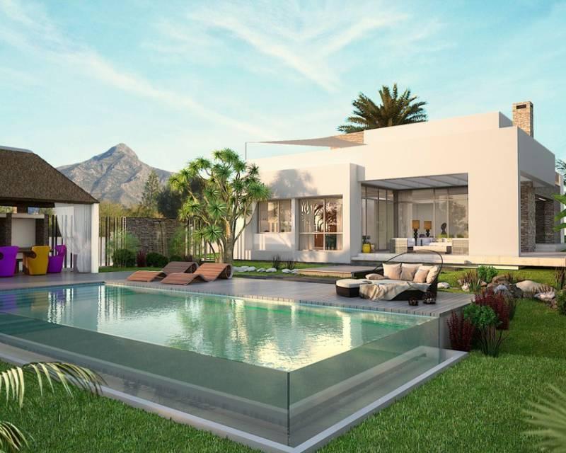 Villa - New Build - Nueva Andalucia - Nueva Andalucia