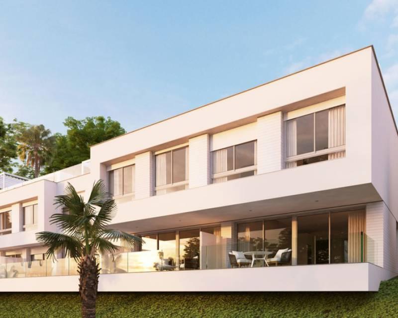 Villa - Nybyggnad - Estepona - Estepona