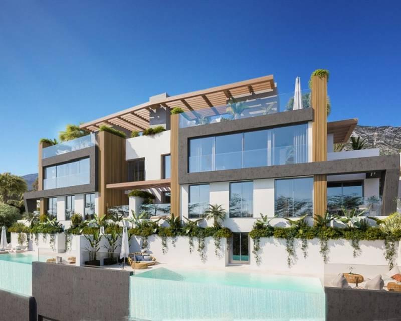 Villa - Nouvelle construction - Benahavís - Benahavis