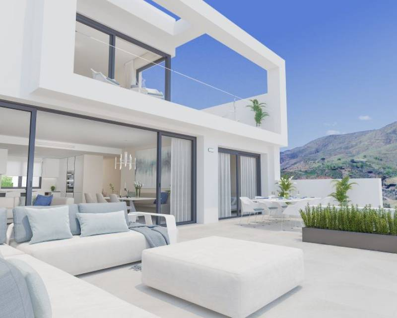 Wohnung - Neubau - La Cala Golf - La Cala Golf