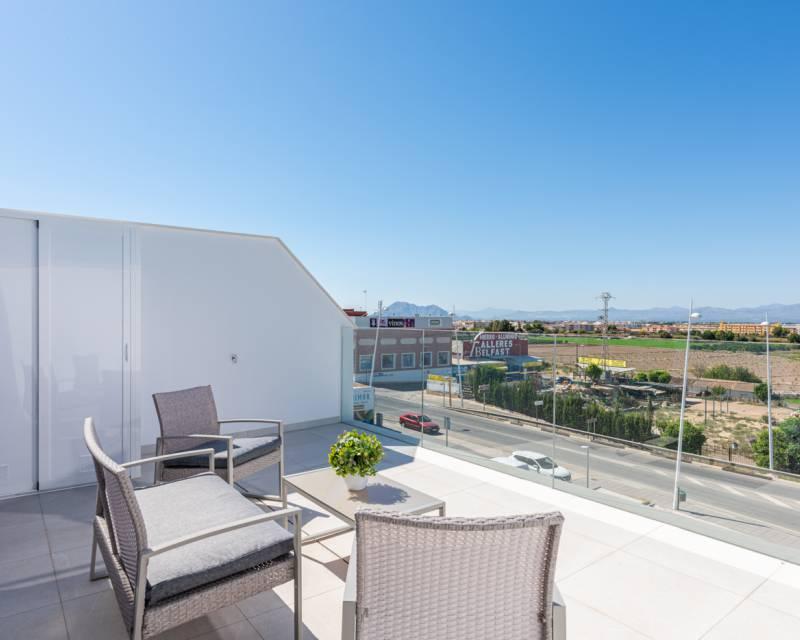 Lägenhet - Nybyggnad - Benijofar - Res. TorreGolf Homes