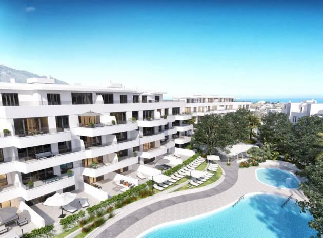 Wohnung - Neubau - Mijas - Mijas
