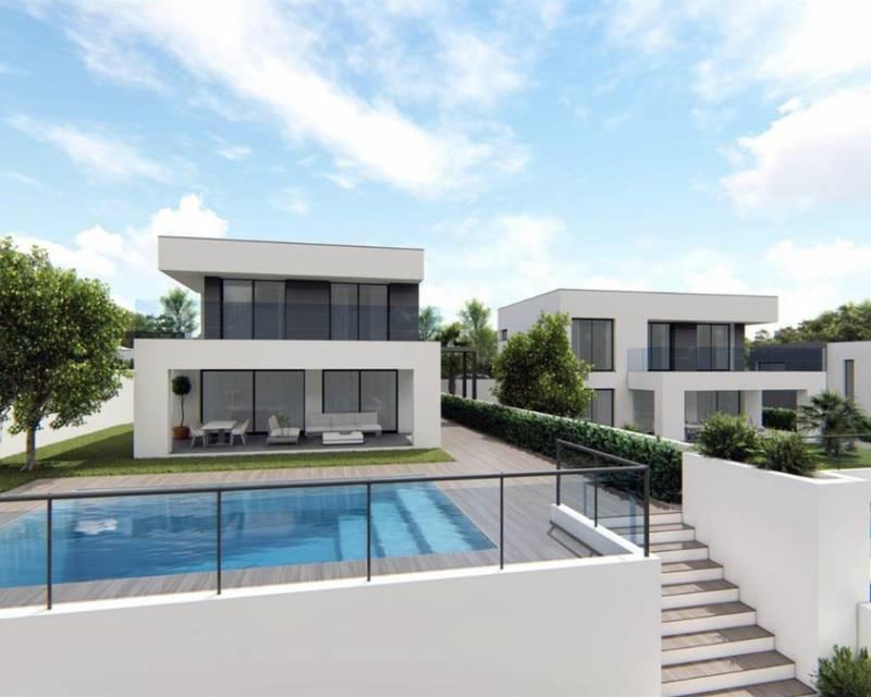 Villa - Nieuw gebouw - La Duquesa - La Duquesa