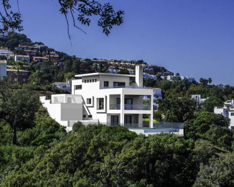 Villa - Nybyggnad - Elviria - Elviria