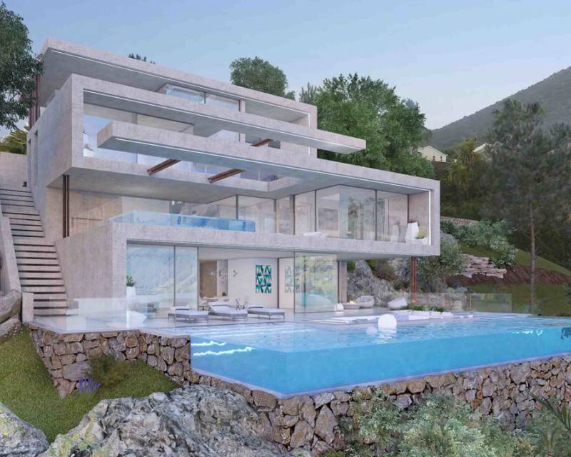 Villa - Nybyggnad - Sierra Blanca - Sierra Blanca