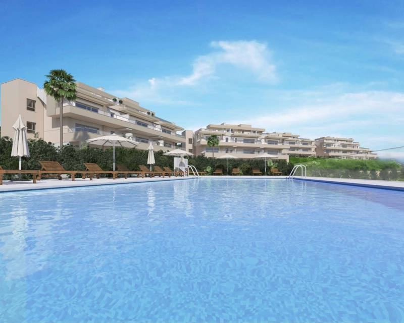 Lägenhet - Nybyggnad - La Cala Golf - La Cala Golf