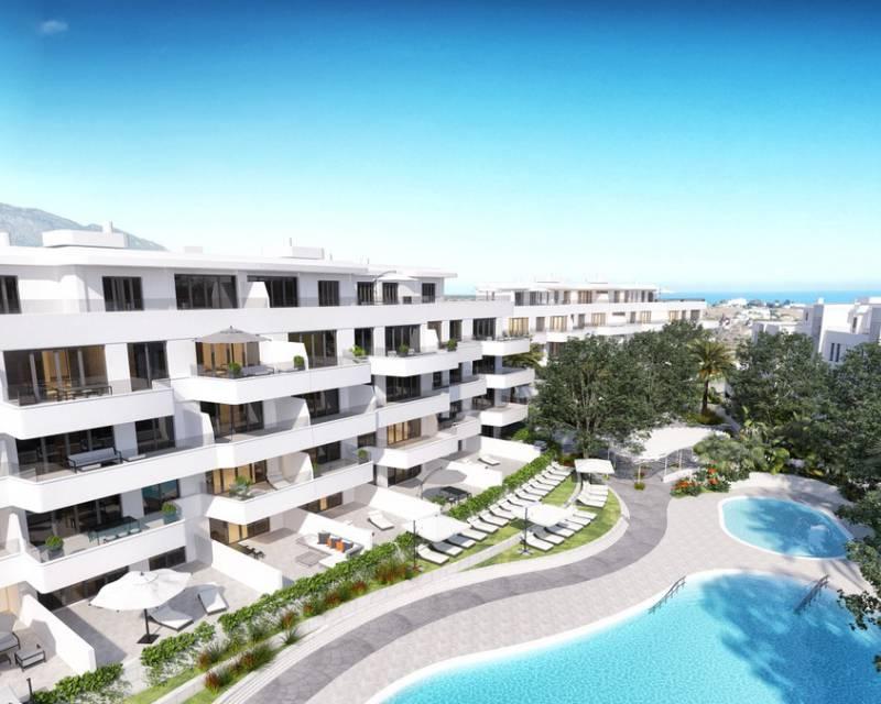 Lägenhet - Nybyggnad - Mijas - Mijas