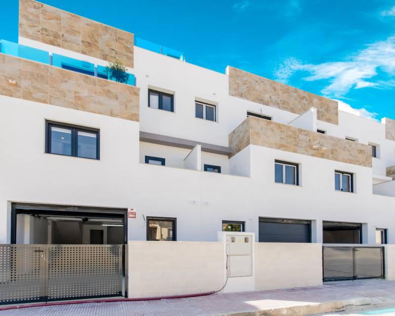 Maison de ville - Nouvelle construction - Bigastro - Costa Blanca South