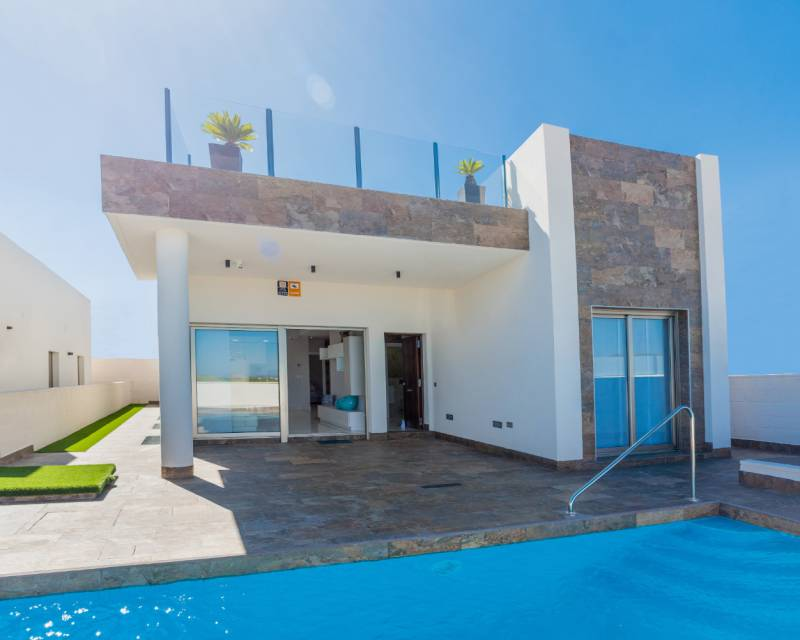 Villa - New Build - Villamartin - Costa Blanca South