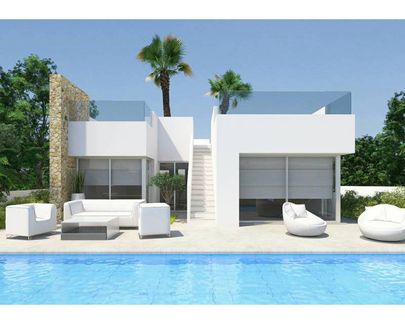 Villa - Nouvelle construction - Pilar de la Horadada - Costa Blanca South
