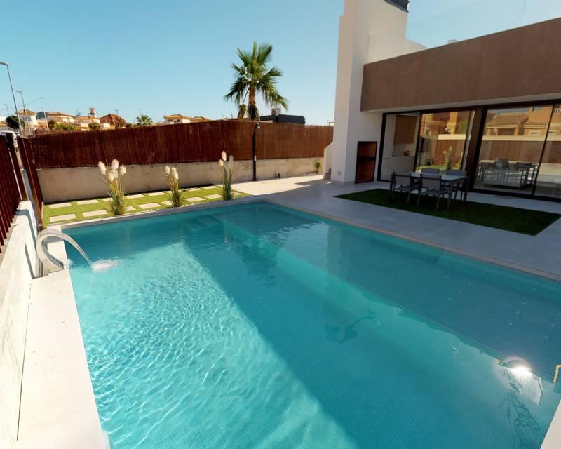 Villa - Nieuw gebouw - Sucina - Costa Calida