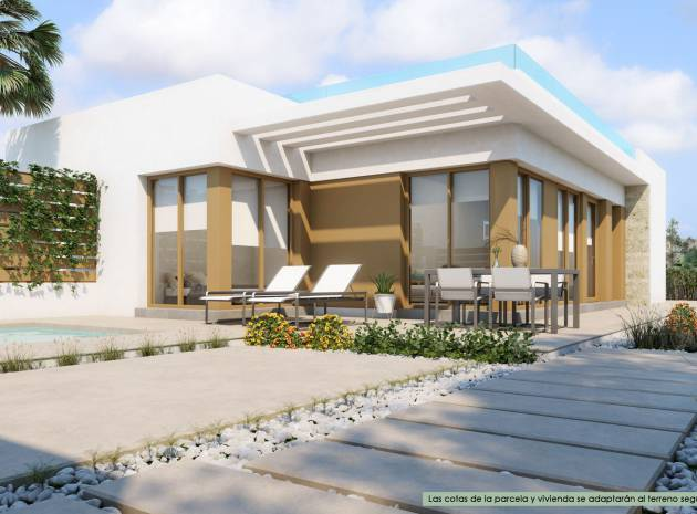New Build - Villa - San Miguel de Salinas - Costa Blanca South