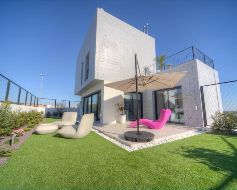 Villa - Nybyggnad - San Miguel de Salinas - Costa Blanca South