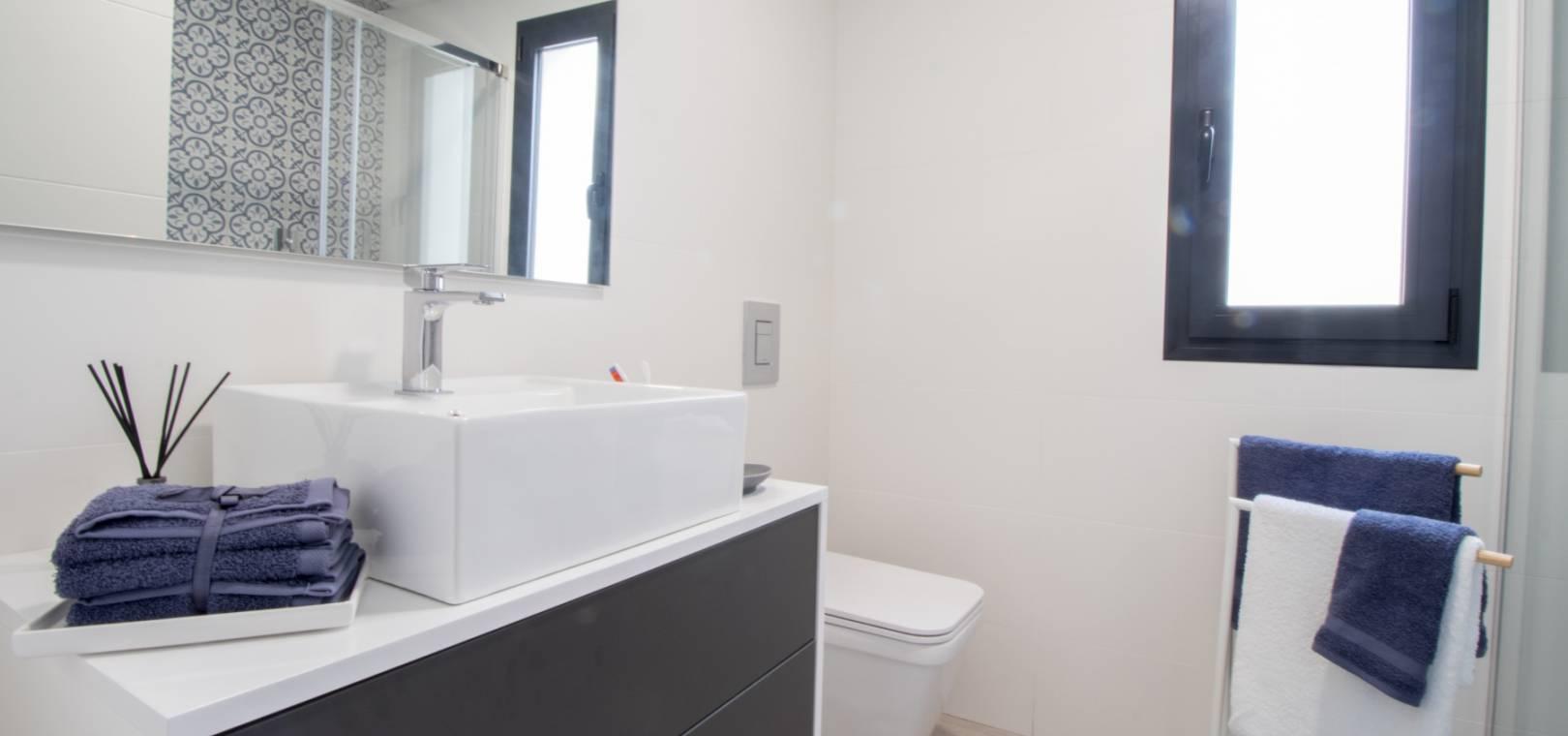 Neubau - Wohnung - San Miguel de Salinas - Costa Blanca South