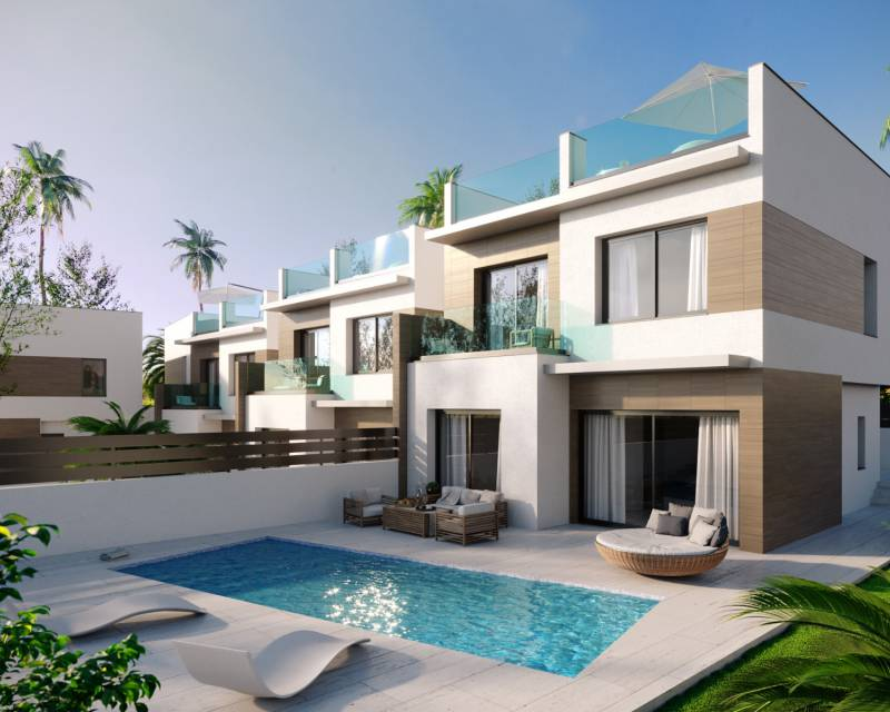 Villa - Nouvelle construction - Benijofar - Costa Blanca South