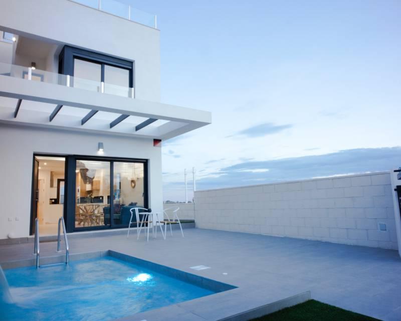 Stadthaus - Neubau - Villamartin - Costa Blanca South
