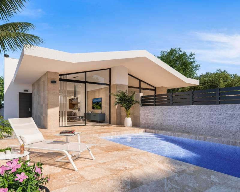 Villa - New Build - Benijófar - Costa Blanca South