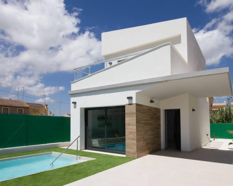 Villa - Nouvelle construction - Almoradi - Costa Blanca South
