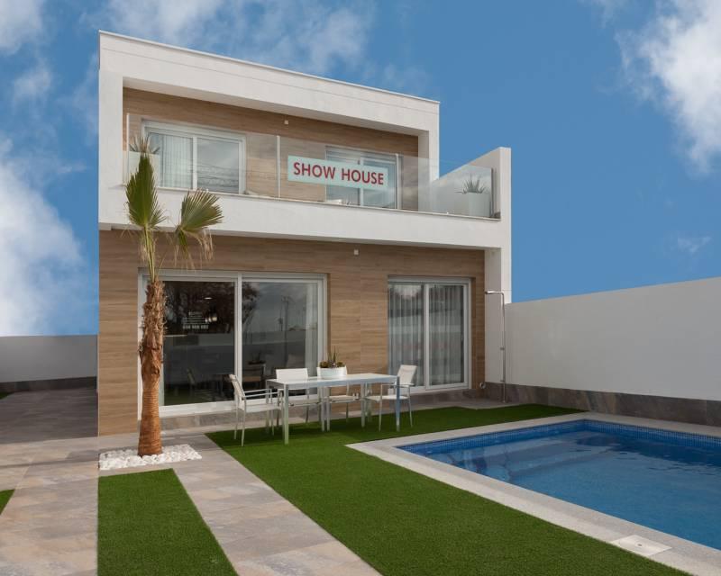 Villa - Nybyggnad - San Pedro del Pinatar - costa calida