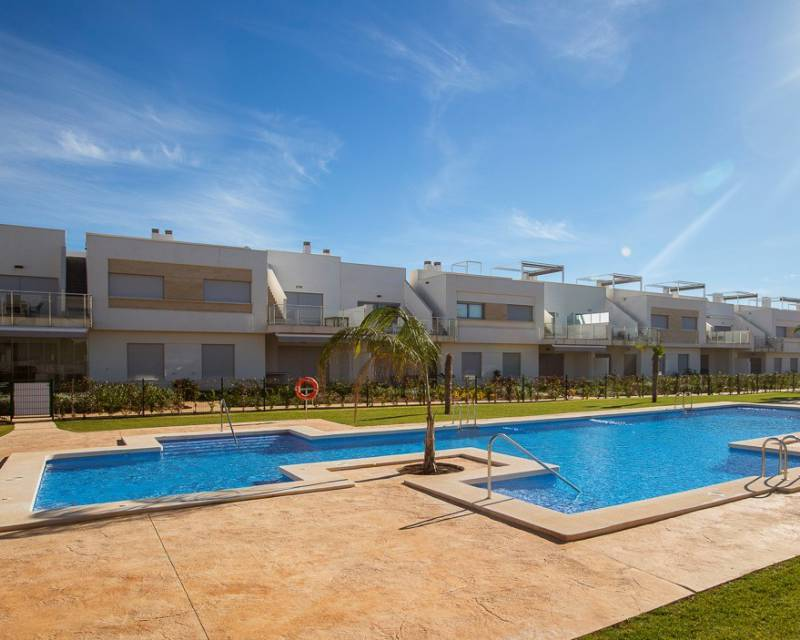 Appartement - Nouvelle construction - San Miguel de Salinas - Costa Blanca South
