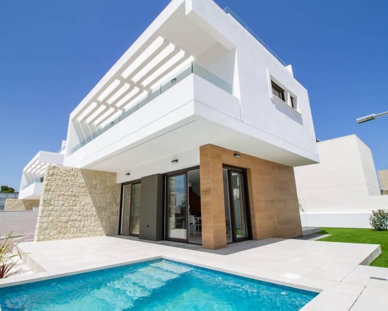 Villa - New Build - Mil Palmeras - Costa Blanca South