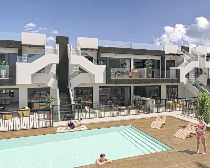 Appartement - Nieuw gebouw - San Pedro del Pinatar - costa calida