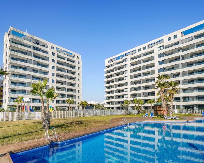 Wohnung - Neubau - Punta Prima - Costa Blanca South