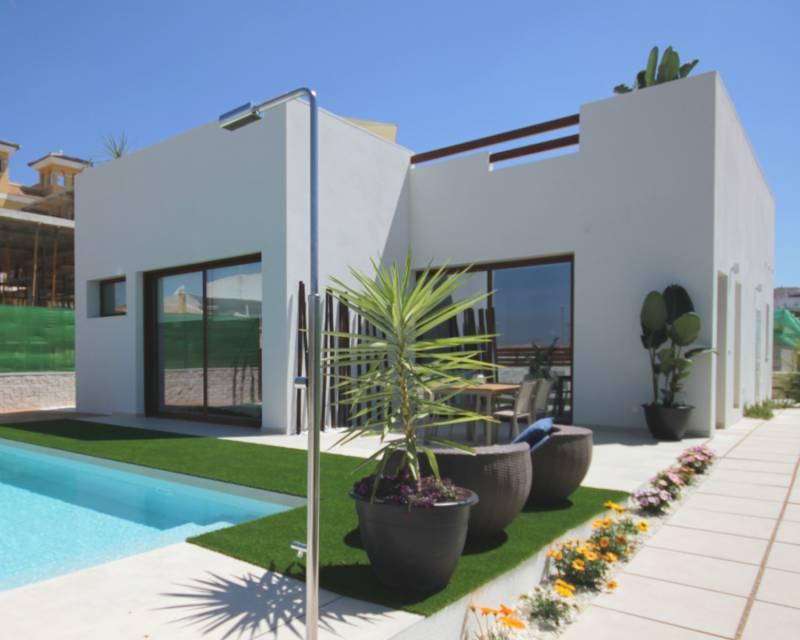 Villa - Nieuw gebouw - Benijofar - Costa Blanca South