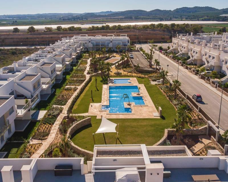 Lägenhet - Nybyggnad - San Miguel de Salinas - Costa Blanca South