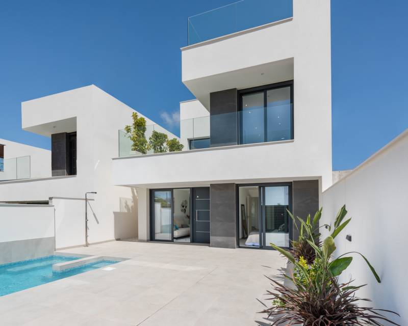 Villa - Nouvelle construction - Benijófar - Costa Blanca South