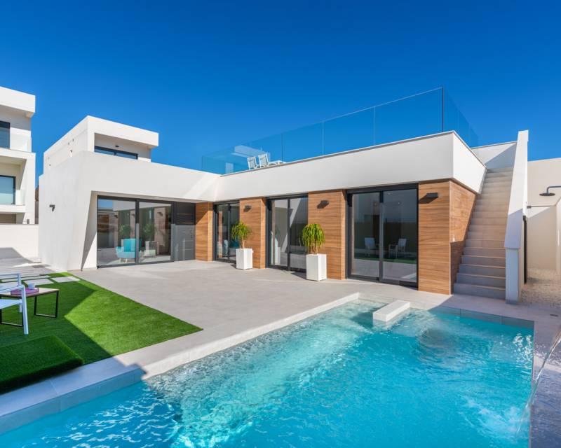 Villa - Nybyggnad - Benijofar - Costa Blanca South