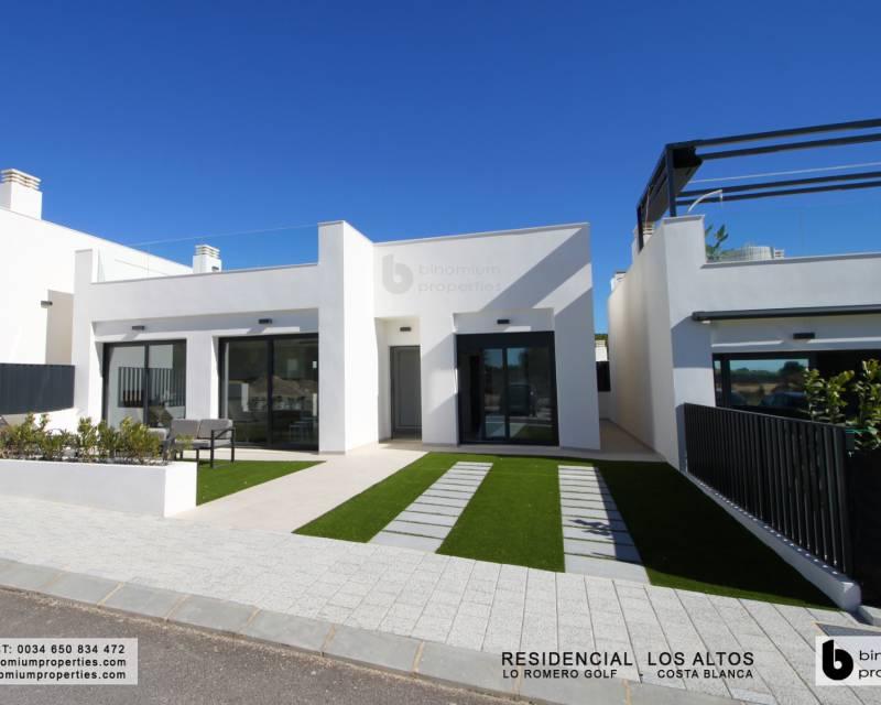 Villa - Nouvelle construction - Pilar de la Horadada - Costa Blanca South