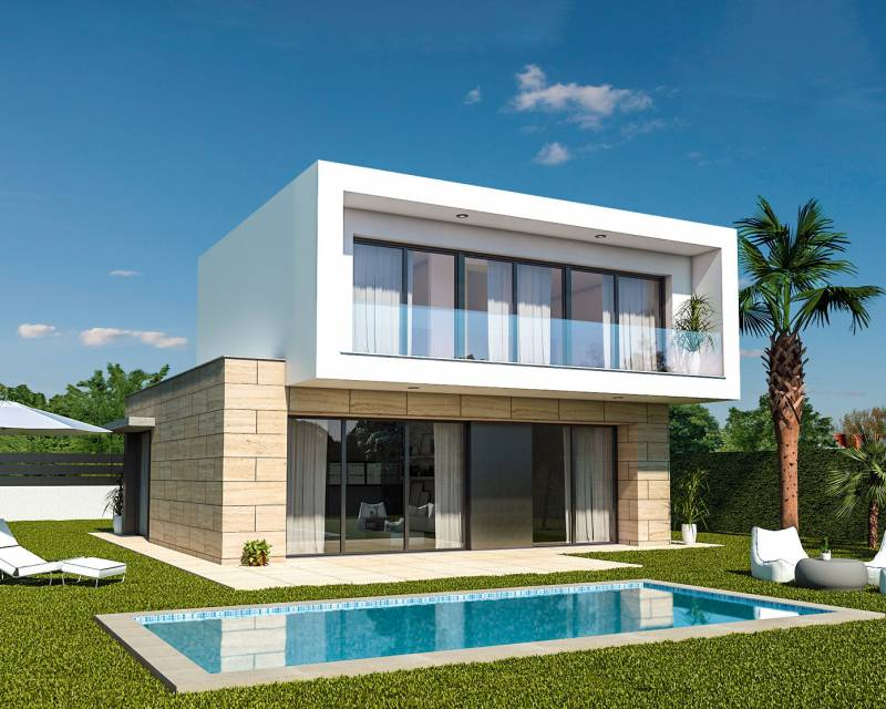Villa - New Build - Los Alcazares - Costa Calida