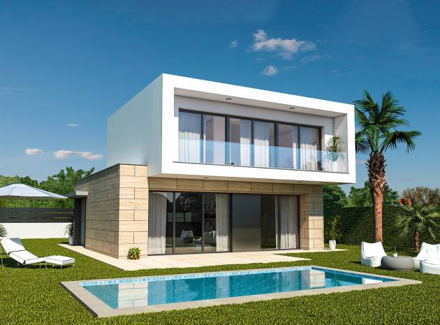 Villa - New Build - Los Alcazares - Costa Calida