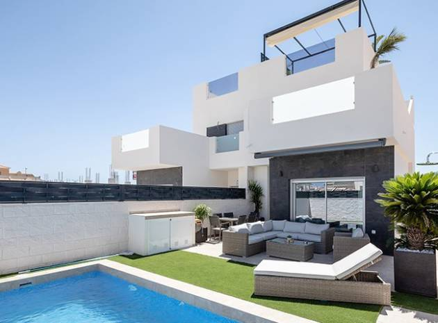 Villa - New Build - Ciudad Quesada - Costa Blanca South